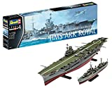 Revell 05149 Hms Ark Royal And Tribal Classdes 1/720