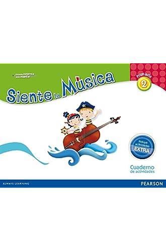 Descargar gratis Siente La Música 2. Pack Actividades de Fernando Martín de Argenta Pallarés
