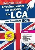 Entraînement en anglais à la LCA pour le concours ECNi - L'anglais facile pour tous