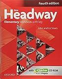 New Headway: Elementary Fourth Edition: Workbook + iChecker with Key
