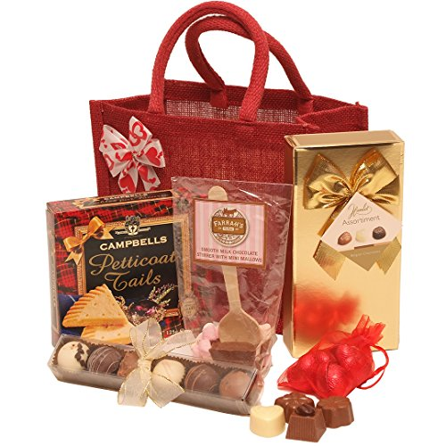 Little Red Sweet Mother's Day Delights - Makes The Perfect Hamper For Her - Female Gifts & Ladies Hampers