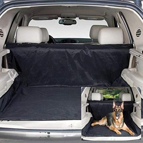 ZZQ Haustier-Fördermaschinen-Gewebe-Oxford-Tatze-Autositz-Haustier-Muster bedeckt Sitz-Rückenlehnen-Bank-Reise-Zusatz-Autositz-wasserdichte Matte -