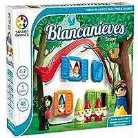 Smart Games - Blancanieves Deluxe, juego de ingenio (Ludilo SG024ES)