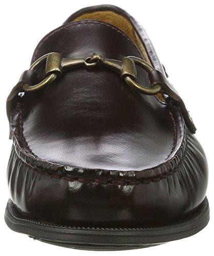 Sebago Damen Plaza Bit Mokassin Braun (Cordo Leather)