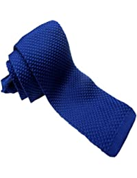 New Sendmart Plain Knitted Slim Ties - Various colours