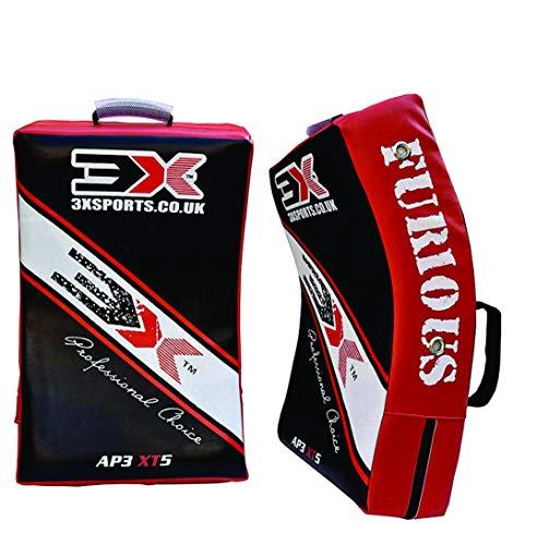 3X taekwondo Kick Pads Boxing Ka...