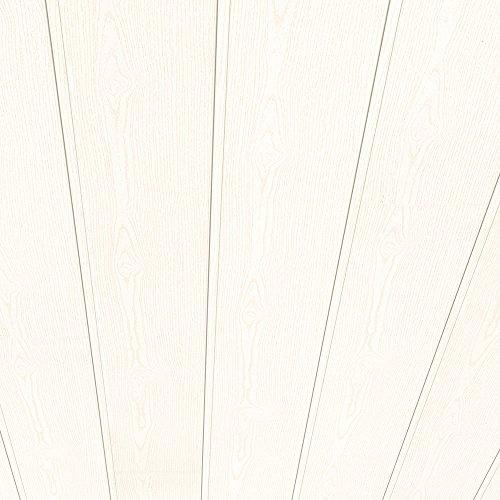 Swing-panel-system (Swing Line Wandpaneel und Deckenpaneel Struktur weiss 2600 x 168 x 8 mm)