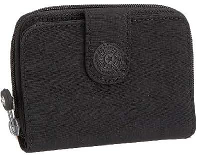 Kipling New Money, Women's Wallet, Schwarz (Black), One Size