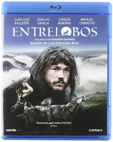 Entrelobos [Blu-ray] 516m22ZdFKL