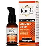 Best Vitamin C Serums - Khadi Global Vitamin C Serum with Vitamin E Review