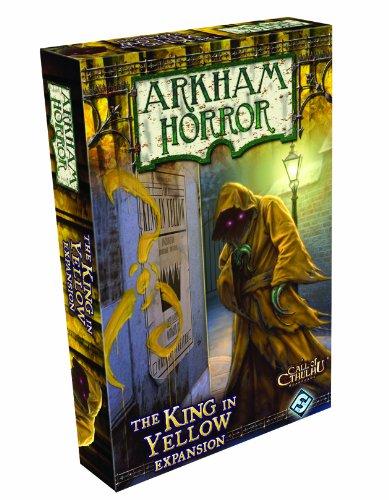 Edge Entertainment - El Rey Amarillo: Arkham Horror