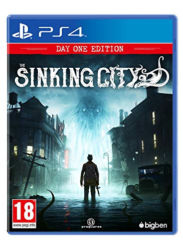 The Sinking City - PlayStation 4 (PS4) Best Price and Cheapest