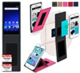 Cover for Gionee Elife S7 Case | in Pink | Multifunctional