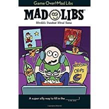 Game Over! Mad Libs by Brandon T. Snider (2016-01-19)