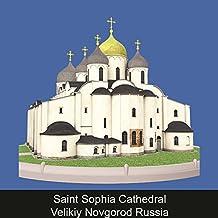 Saint Sophia Cathedral Velikiy Novgorod Russia (RUS)