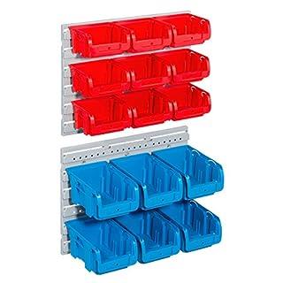 Allit 457120 Display Box Rack