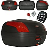 A de Pro Top Case Box 46 LT Quick rlease universel moto scooter Luggage