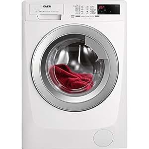 AEG Machine à laver à chargement frontal l68280vfl de 8kg et 1.200RPM