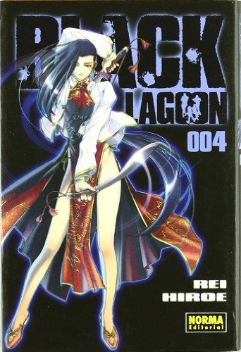 BLACK LAGOON 4 (CÓMIC MANGA)
