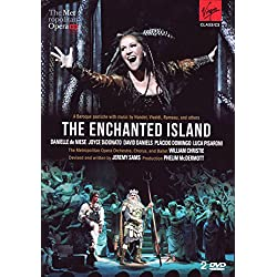 The Enchanted Island [DVD]