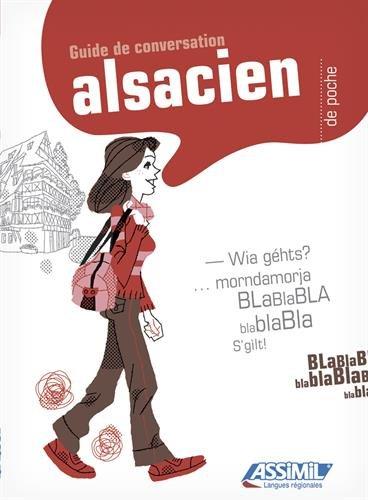 L'Alsacien de poche par Raoul J. Niklas Weiss