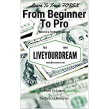 Learn To trade the Forex Market : Learn Technical Analysis From Beginner To Pro: From Beginner To Pro