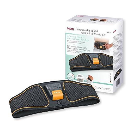 vendita calda a buon mercato tra qualche giorno design innovativo Beurer EM 37, Elettrostimolatore Cintura per Addominali ...