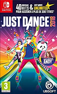 Just Dance 2018 (B072KGQV9N) | Amazon Products