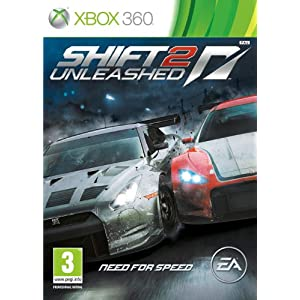 Electronic Arts X360 Need for Speed Shift 2 : Unleashed (Eu)