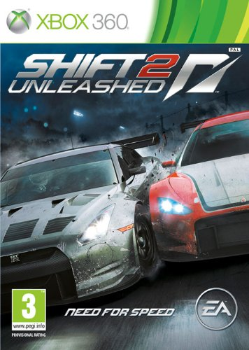 Need For Speed Shift 2;Un X360 Ver. Portugal