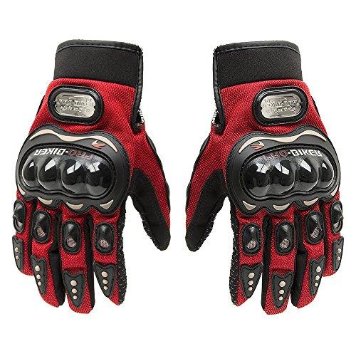 guanti pelle moto estivi Pro-Biker