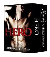 Hero & Keep Me, A Dark Erotic Series (English Edition)