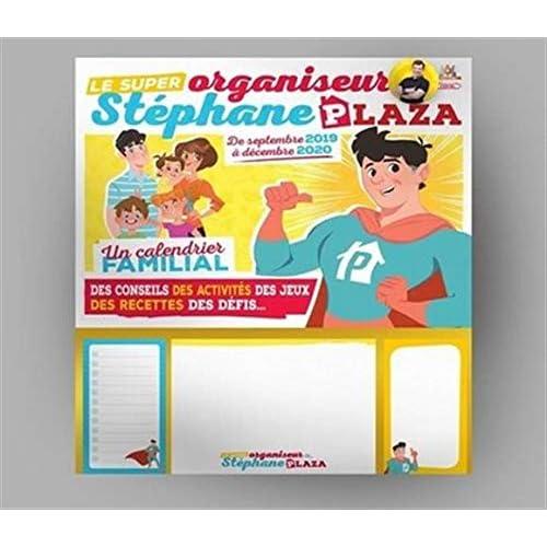 Le Super organiseur Familial de stéphane Plaza 2019-2020