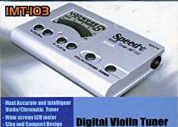 Digital Tuner Violinchromatic