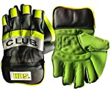 #8: HRS Club Wicket Keeping Gloves, Men's