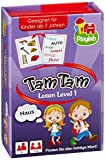 Jumbo Spiele 18172-Tam Tam Leggi Level 1, Mazzi di Carte da Gioco