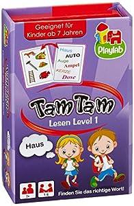 Tam Tam Lesen Niveau 1 Niño Niño/Niña - Juegos educativos (125 mm, 40 mm, 85 mm, 260 g, 425 cm³, 44784 Pieza(s))