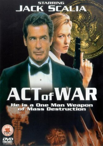 Act Of War [DVD] by Jack Scalia