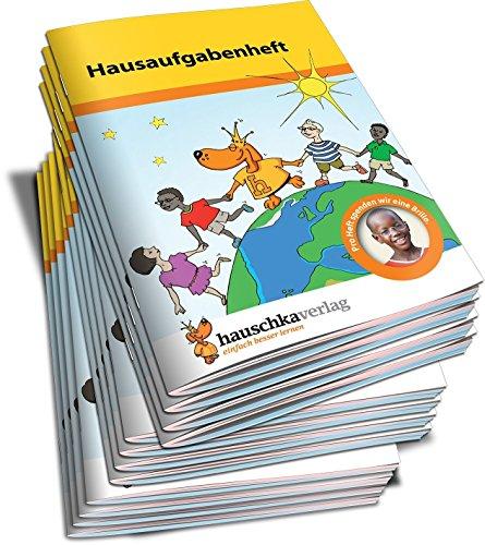 Hausaufgabenheft 12er Pack