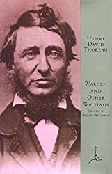 Walden and Other Writings (Modern Library)