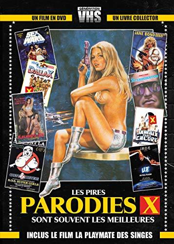 Génération VHS : les pires parodies X sont souvent les meilleures par Jade Aurle;Jacques Fasse