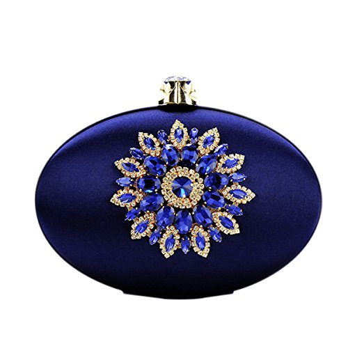 TOOKY, Poschette giorno donna Navy blue