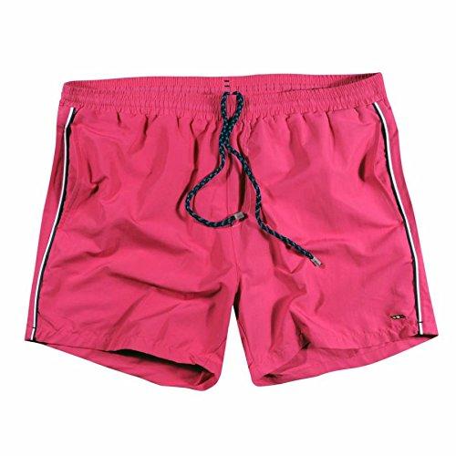 BARCO TEKSTIL Swim short uomo Sportswear, rosa, M, 341543 Rosa - rosa