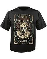 SALTATIO MORTIS - Zirkusplakat - T-Shirt