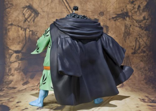 One Piece: Jinbei (New World Ver.) Figuarts Zero Figure (japan import) 5