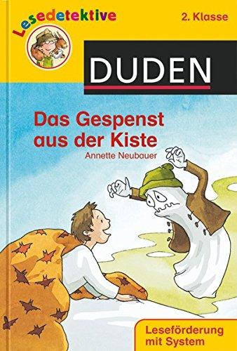 Kiste (2. Klasse) (DUDEN Lesedetektive 2. Klasse) (Halloween Klasse Buch)