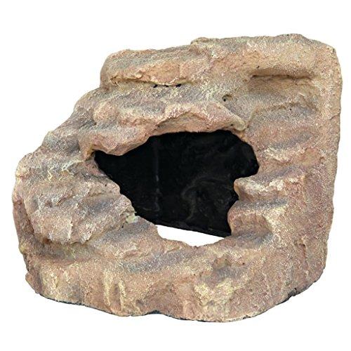 Trixie Eck-Fels mit Höhle und Plattform