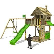 fatmoose torre para combo xxl casa del rbol casa sobre pilotes con gran caja de