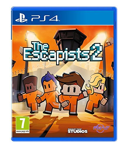 The Escapists 2 (PS4) (輸入版)