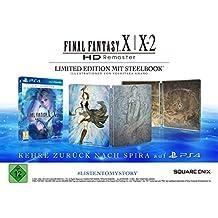 Final Fantasy X/X-2 HD Remaster Limited Edition (PS4) (PEGI) [Importación alemana]